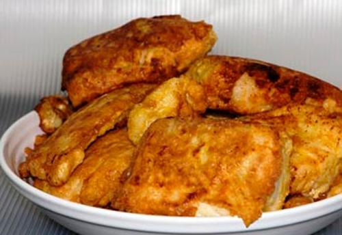 как пожарить рыбу в кляре на сковороде рецепт с фото